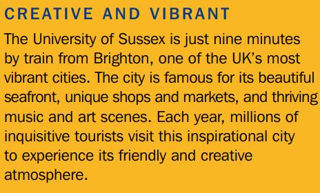 Sussex - Brighton city 1