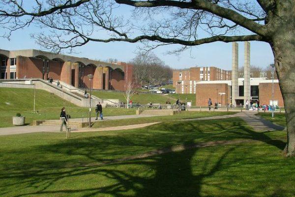 Sussex - campus 2