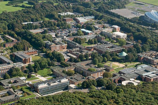 Sussex - campus