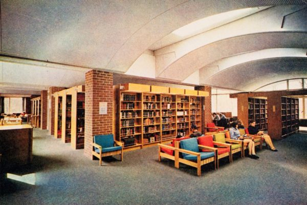 Sussex - library 3