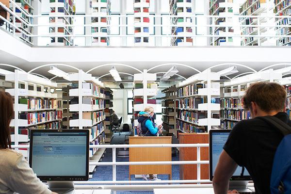 York library - 1