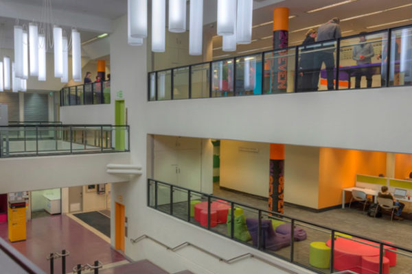 CSU - Library 1