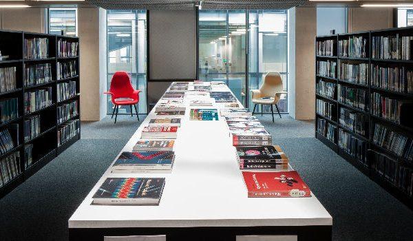 Greenwich - Library 1