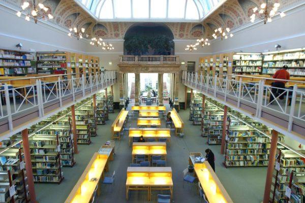 Greenwich - Library 2