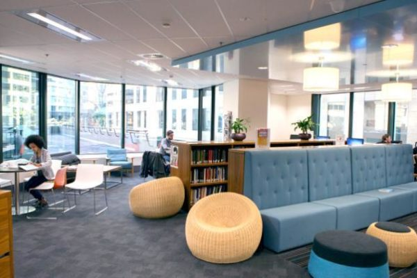 uow - library 4