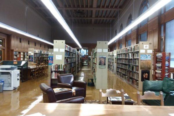 ASU - library 3